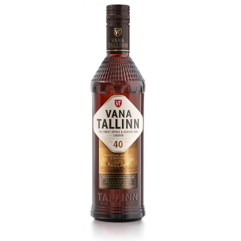 Liķieris Vana Tallinn 40% 0,5l