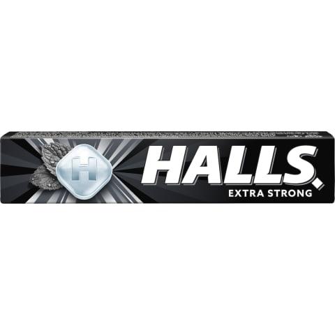 Pastillid Extra Strong Halls 33.5g