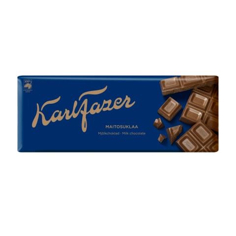 Piena šokolāde Karl Fazer 200g
