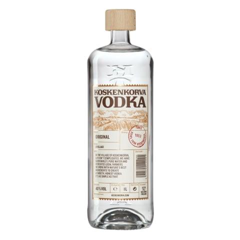 Degvīns Koskenkorva 40% 1l