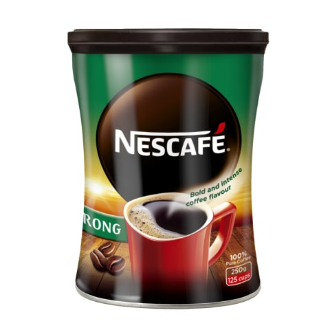 Tirpioji kava NESCAFE CLASSIC STRONG, 250 g