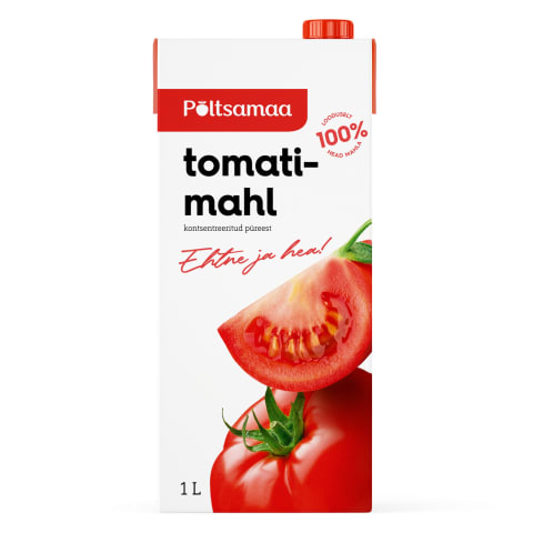 Mahl tomati Põltsamaa 1l