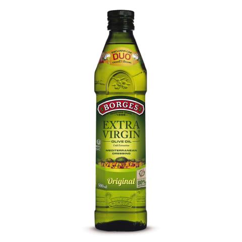 Alyvuogių aliejus BORGES Extra Virgin, 0,5l