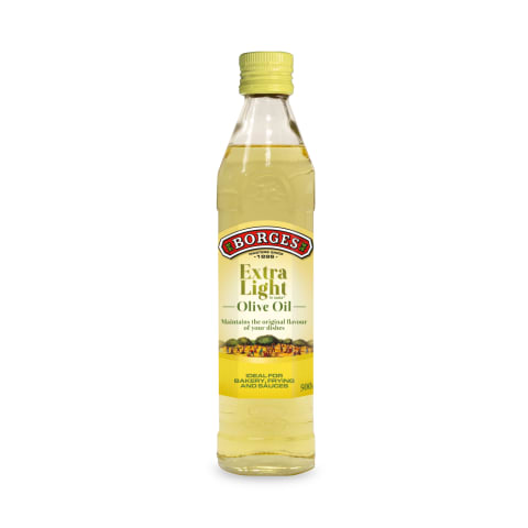 Olīveļļa Borges Extra Light 500ml