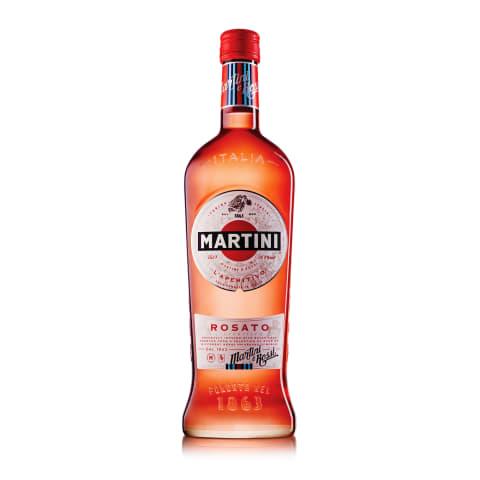 Vermuts Martini Rosato 15% 1l
