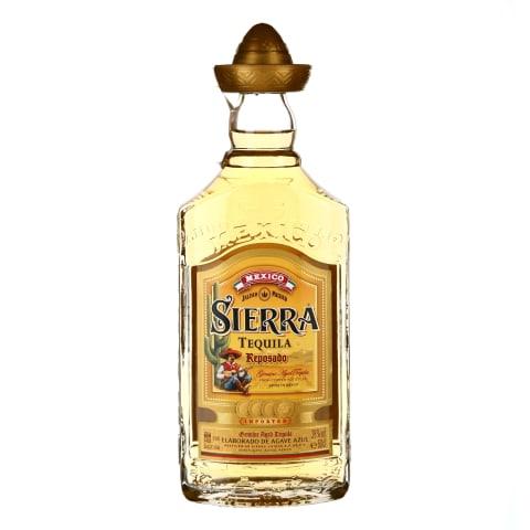 Tekila Sierra Reposado 38% 0,5l