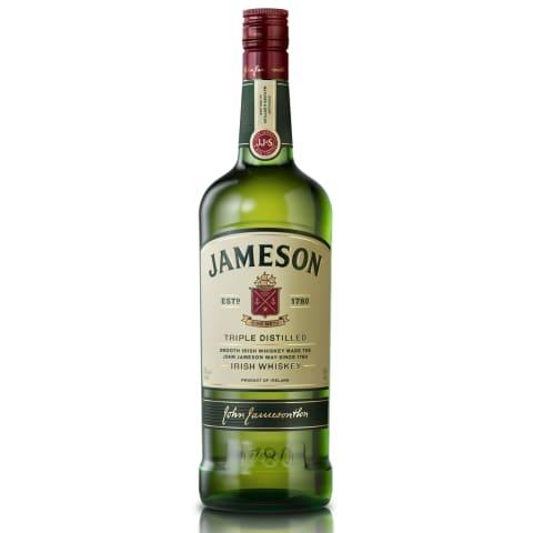 Viskijs Jameson Irish 40% 1l