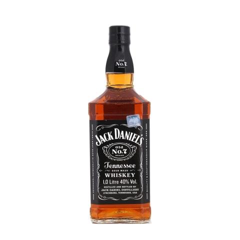 Viskijs Jack Daniels 40% 1l