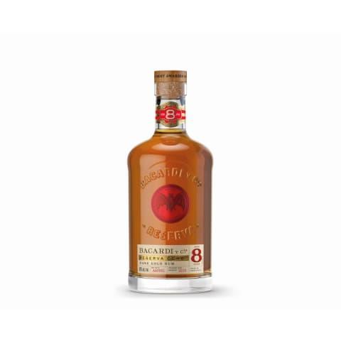 Rums Bacardi Reserva Superior 8 Anos 40% 0,7l