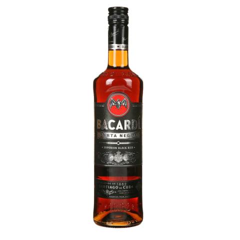 Rums Bacardi Carta Negra 40% 0,7l
