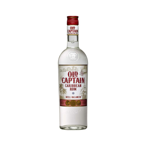 Rumm Old Captain Extra Dry 0,7l