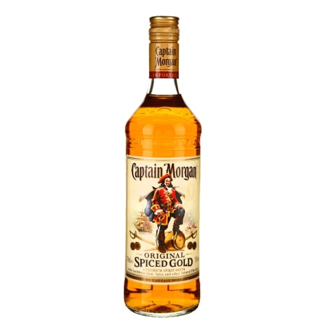 Spirit.gėr.CAPTAIN MORGAN, 35 %, 0,7 l