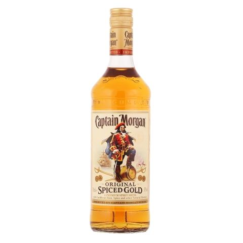 Stiprs alk.dz. Captain Morgan Spiced 35% 0,7l