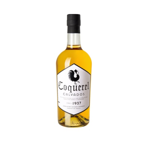 Kalvadosas COQUEREL Fine, 40 %, 0,5 l