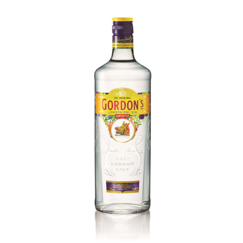 Gin Gordons London Dry 37,5% 0,7l