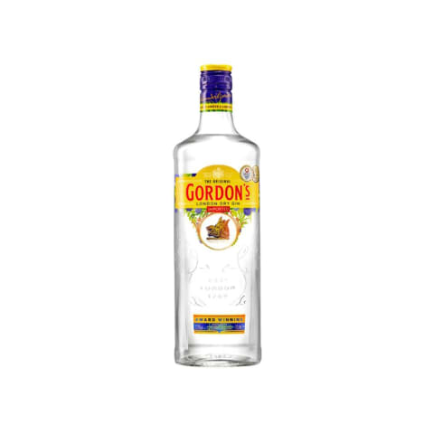Džinas GORDON'S London Dry Gin, 37,5%, 0,7l