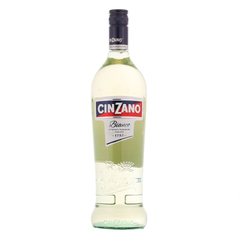 Vermut Cinzano Bianco 15%vol 1l