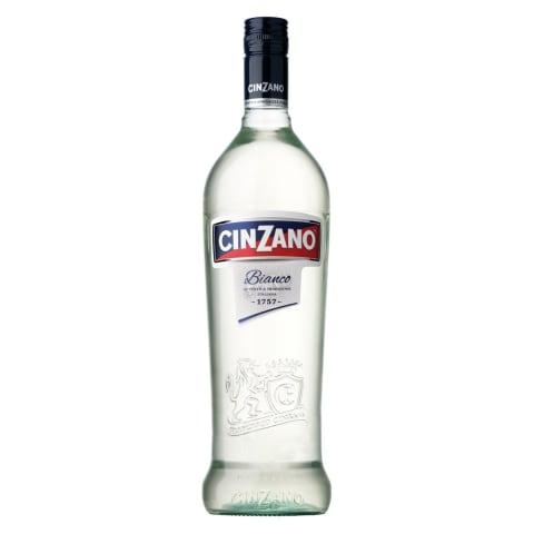 Vermuts Cinzano Bianco 15% 1l