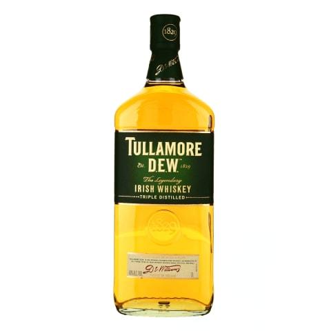 Airiškas viskis TULLAMORE DEW, 40 %, 1,0 l