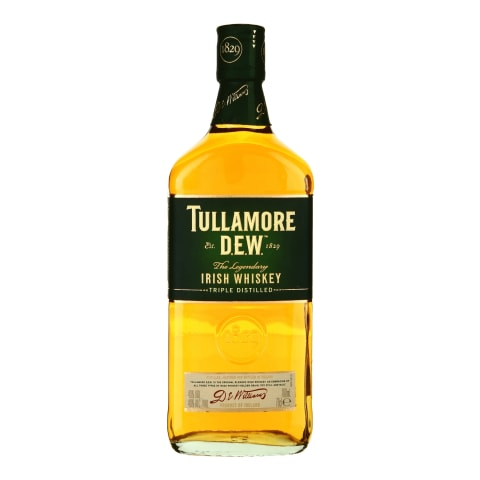 Airiškas viskis TULLAMORE DEW, 40 %, 0,7 l
