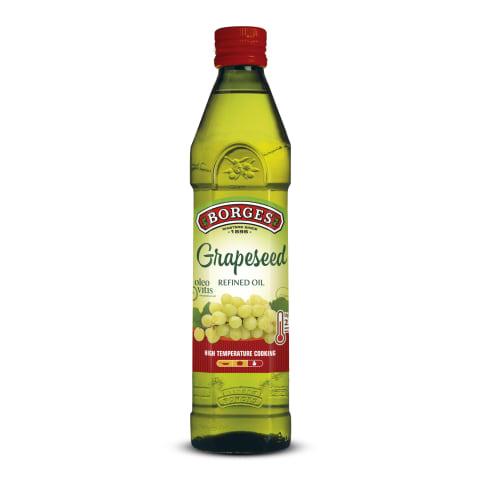 Eļļa Borges vīnogu kauliņu 500ml
