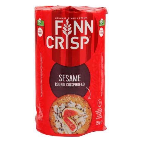 Sausmaizītes Finn Crisp sezama 250g