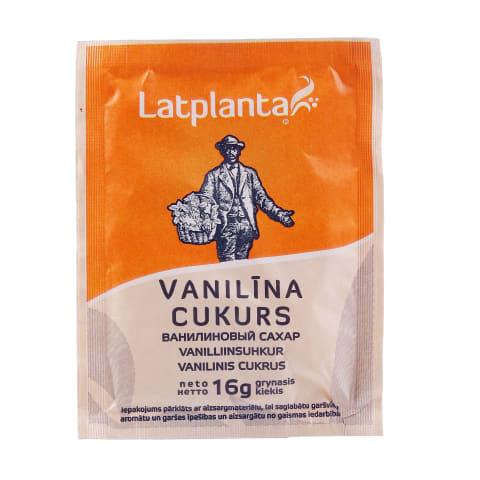 Vaniļas cukurs Latplanta 16g