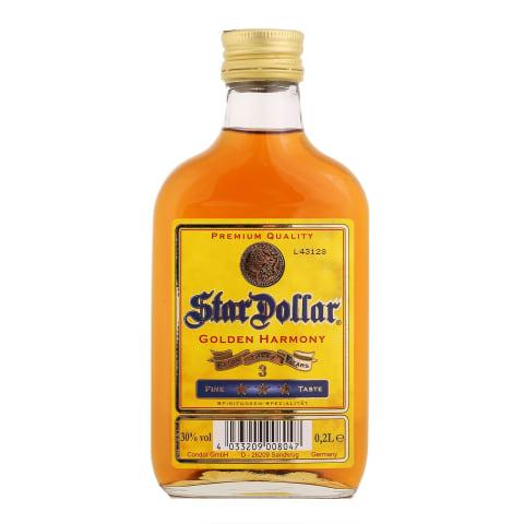 Muu piiritusjook Star Dollar 0,2l