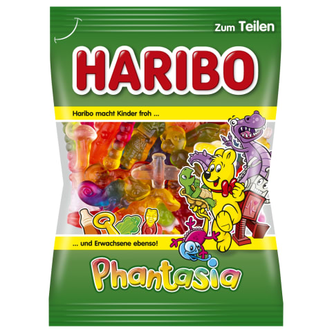 Želejkonfektes Haribo Phantasia 200g