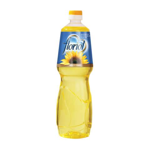 Saulespuķu eļļa Floriol 1l