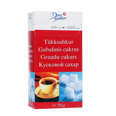 Cukura graudi Dansukker 750g