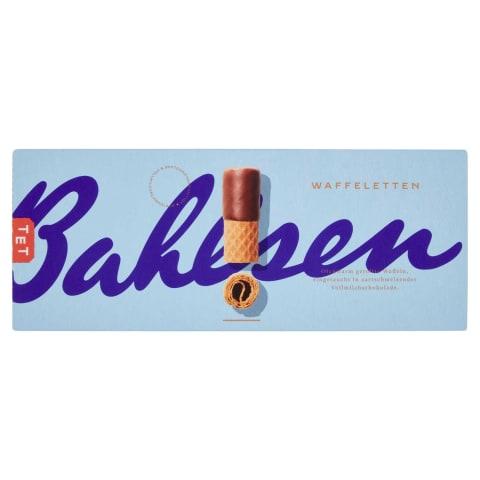 Vafeļu rullīši Bahlsen Waffeletten 100g