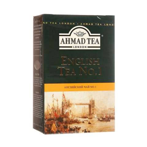 Juodoji arbata AHMAD TEA ENGLISH TEA, 100g