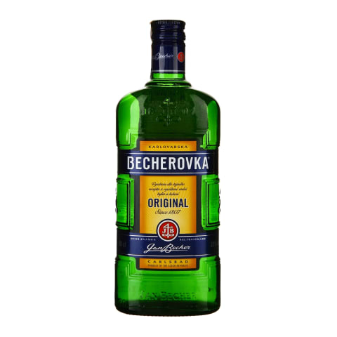 Likeris BECHEROVKA, 38 %, 0,5 l