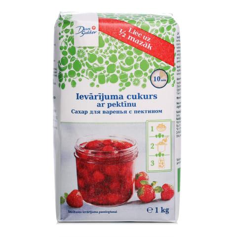 Suhkur moosisuhkur Dan Sukker 1kg