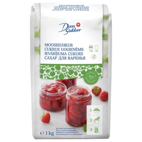 Cukrus uogienėms DAN SUKKER, 1kg