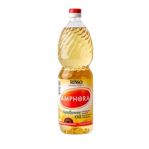 Saulespuķu eļļa Risso 1l