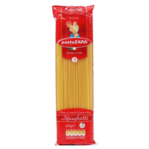 Makaroni PastaZara Nr.3 Spaghetti 500g