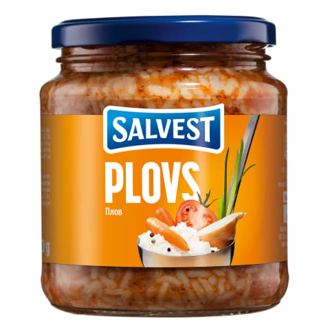 Plovs Salvest 530g