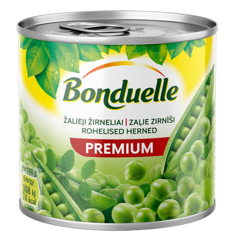 Herned Bonduelle 200g