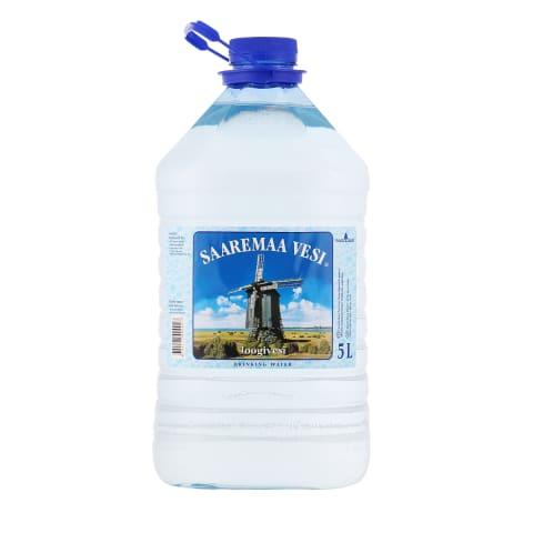 Joogivesi Saaremaa 5l