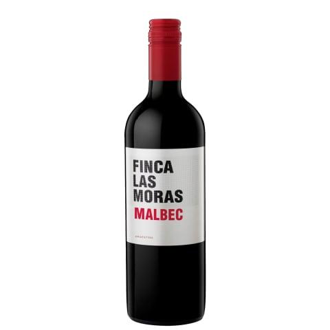 S.v. Las Moras Malbec 13,5% 0,75l