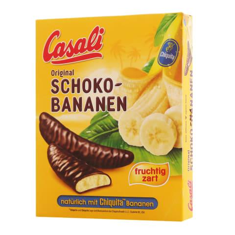Suflē šokolādē Casali banānu 150g