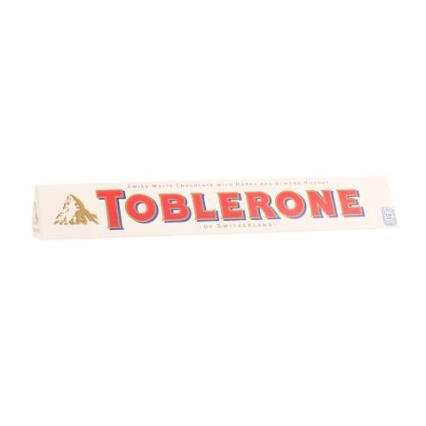 Valge šokolaad Toblerone 100g