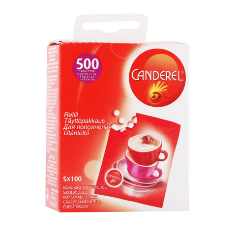 Saldinātājs Canderel Refill 42,5g