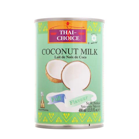 Kokosriekstu piens THAI CHOICE 400ml