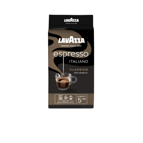 Maltā kafija Lavazza espresso 250g