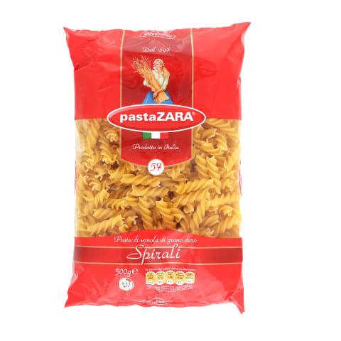 Makaroni Pasta Zara Nr.57 spirāles liel. 500g