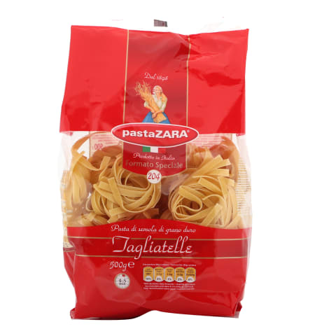 Makaroni PastaZara Nr.104 Tagliatelle 500g