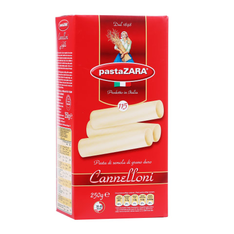 Makaroni PastaZara Nr.115 Canneloni 250g